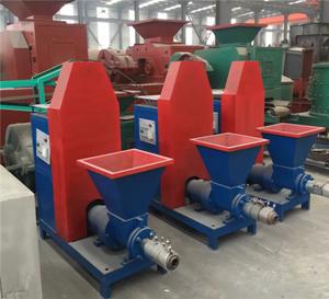 新型环保木炭机